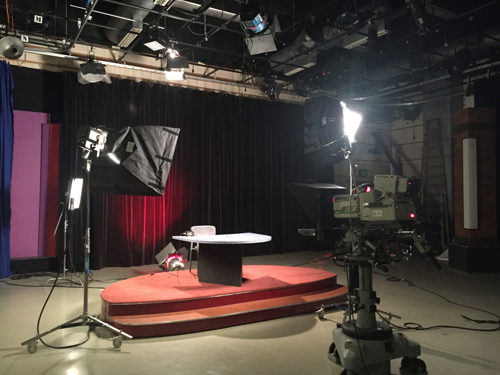 video production stage